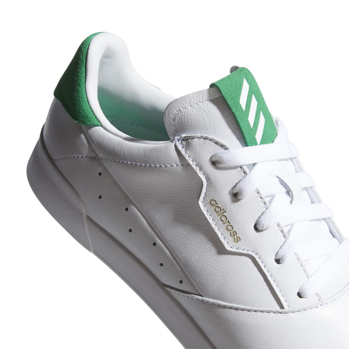adidas adicross retro white green 40