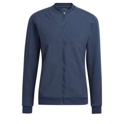 Adidas jacket go-to quilt navy
