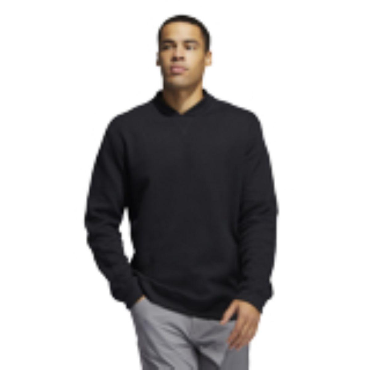 adidas sweater goto crew black s