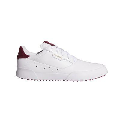 Adidas W adicross retro white red