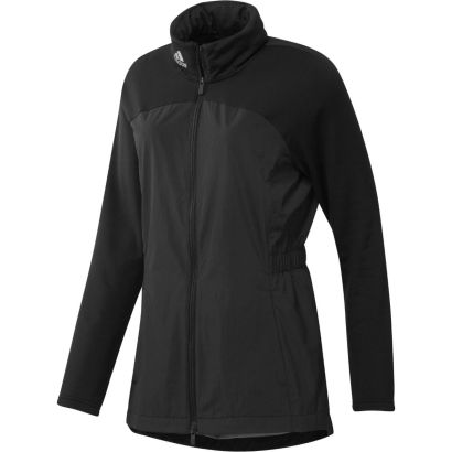 Adidas W jacket hybrid parka black