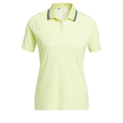 Adidas W Polo heat ready yellow