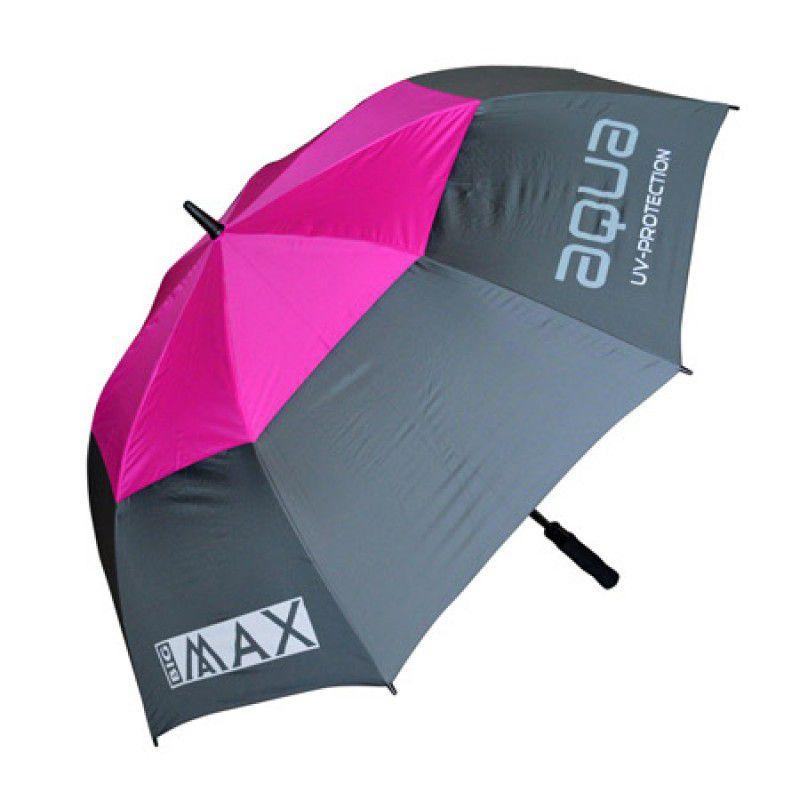 big max aqua uv umbrella charcoal fuchsia