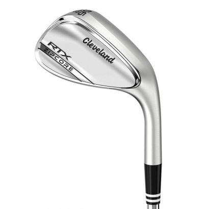 Cleveland wedge RTX Zipcore staal satin