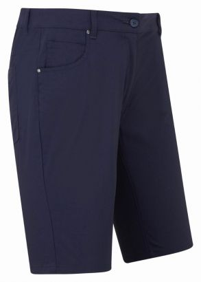 FJ Golfleisure Stretch Shorts Navy