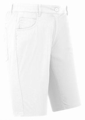 FJ Golfleisure Stretch Shorts White