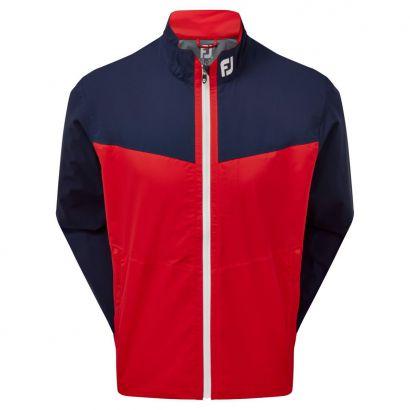 FJ jacket hydrolite red navy
