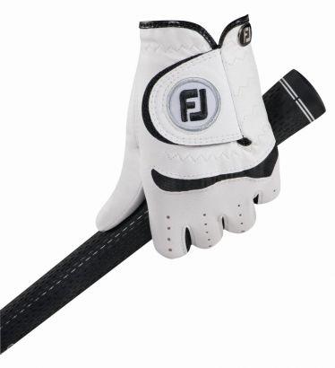 FJ Junior Glove Pearl/Black