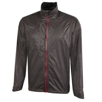 Galvin Green Ashton jacket Ash Grey/Red