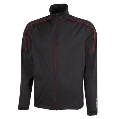 Galvin Green Langley jacket Black/Red