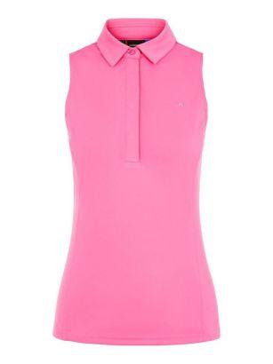 J.Lindeberg Dena TX Jersey Pop Pink