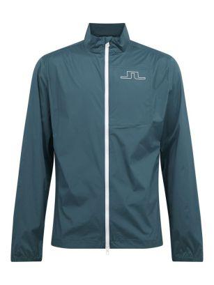 J.Lindeberg jacket ash light packable blue