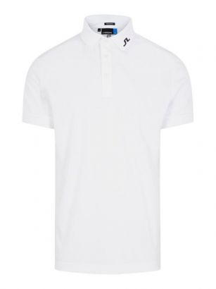 J.Lindeberg Tour Tech TX Jersey White