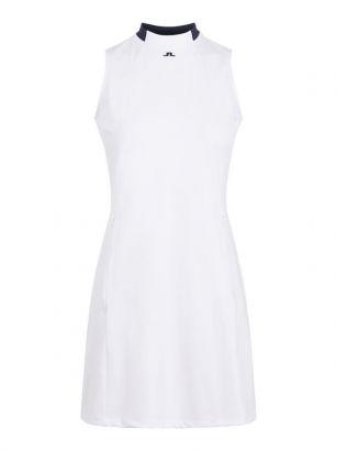 J.Lindeberg W dress Nena white