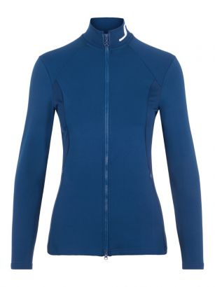 J.Lindeberg W Mid Layer Therese Midnight Blue