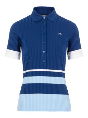 J.Lindeberg W Polo June Midnight Blue