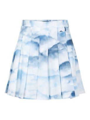 J.Lindeberg W Skirt Adina Cloud Blue