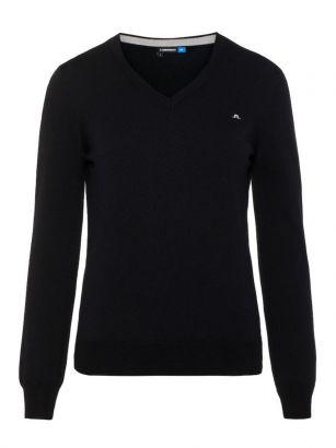 J.Lindeberg W sweater Amaya Black