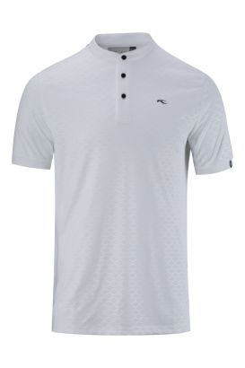 Kjus Polo Liam Embossed white