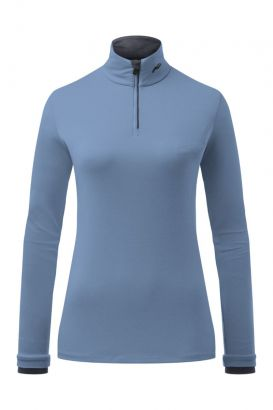 Kjus W Feel Half-Zip blue