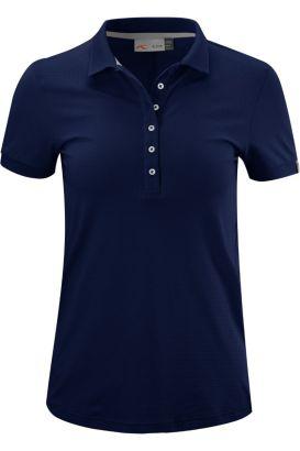 Kjus W Polo Shine atlanta blue