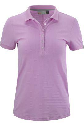 Kjus W Polo Shine pink