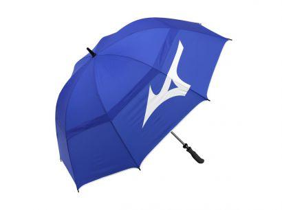 Mizuno umbrella Tour Twin Canopy Blue White