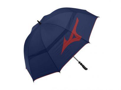 Mizuno umbrella Tour Twin Canopy Navy Red