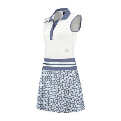 Par69 dress Beaudille print
