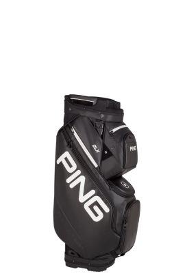 Ping CartBag DLX black black
