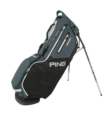 Ping Standbag Hoofer 14 grey black white