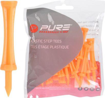 P2I step tees Orange 69mm 69mm