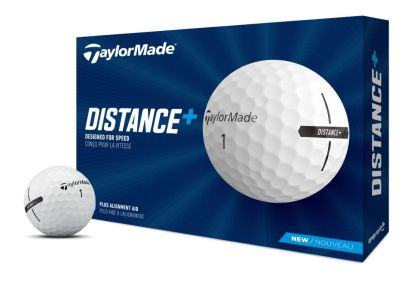 TaylorMade Distance + white