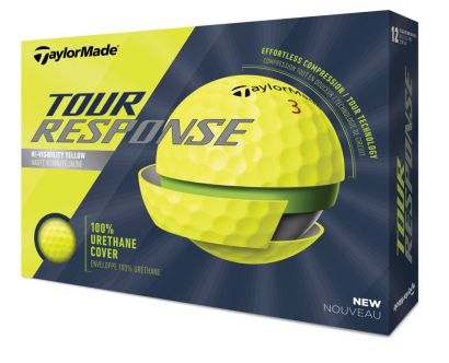 TaylorMade Golfballen Tour Response Yellow