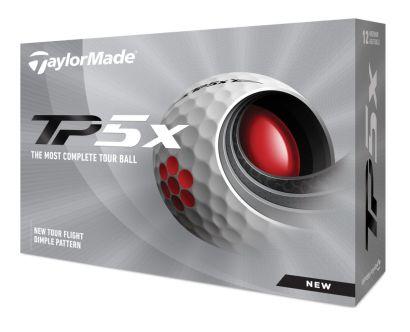 TaylorMade golfballen TP5X white