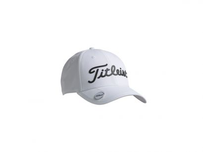 Titleist cap white collection white black