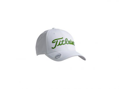 Titleist cap white collection white green