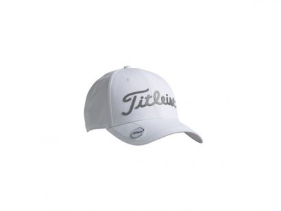 Titleist cap white collection white grey