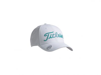 Titleist cap white collection white light green